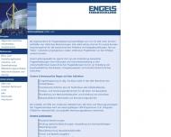 Website Engels Ingenieure Gesellschaft