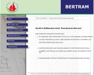 Bild Bertram Bautechnischer Brandschutz Brandschutz