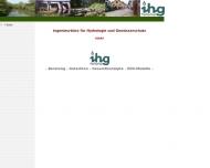 Bild Webseite ihg Spiesen-Elversberg