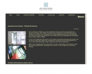 Website GPK Architekten