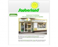 Bild Sauberland Textilpflege