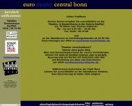 Bild Euro Theater Central Bonn Vorverkaufsstelle