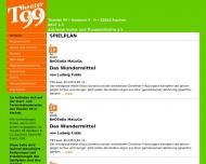 Bild Theater 99 Akut Aachener Kultur- und Theaterinitiative