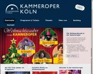 Bild Junge Kammeroper Köln, Musiktheater e.V.