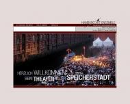 Bild Theater in der Speicherstadt