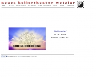 Bild Neues Kellertheater Wetzlar e.V. (Abendkasse) Theater