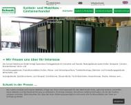 Bild Schunk-Mobilraum GmbH mobile Raumsysteme