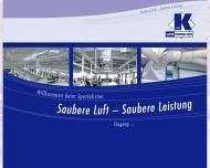 Bild LKU Kessler Geschäftsführungsges.mbH luft-klima - umwelttechnische Anlagen