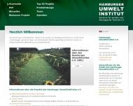 Bild Hamburger Umweltinstitut-Zentrum für soziale und ökologische Technik e.V.