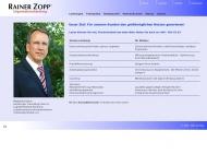 Bild Zopp Rainer Organisationsberatung