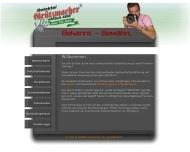 Bild Webseite DETEKTEI GRÜTZMACHER (R),seit 1898 Berlin