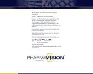 Bild Webseite Pharma Vision Manfred Enzel Nürnberg