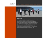 Bild Webseite Management Innovation Dresden Dresden