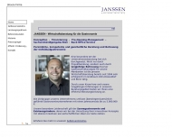 Website Janßen Ralf