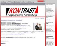 Bild KONTRAST Verein für folgenreiche Fortbildung e.V.