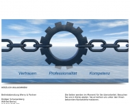 Bild Webseite W & W Betriebsberatung Berlin