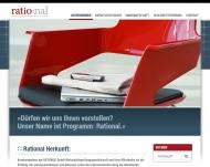 Website Rational Gesellschaft