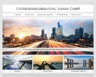 Unternehmensberatung Jahnes