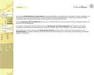 Website FORAT Gesellschaft für Unternehmensberatung