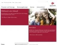 Website Allgemeiner Wirtschaftsdienst Ges. f. Wirtschaftsberatung u. Finanzbetreuung
