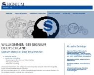Executive Search Leadership Consulting Signium