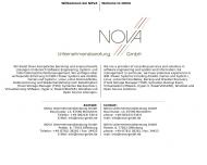 Bild Nova Unternehmensberatung GmbH