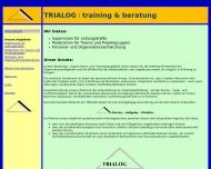 Bild Trialog - Training & Beratung Dr. Hohmann und Zierau GbR mbH Unternehmensberatung