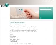 Bild Webseite Rosien Geschäftsführung Dortmund