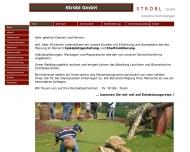 Bild Webseite Ströbl Berlin