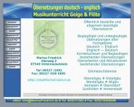 Bild Webseite  Rettenberg