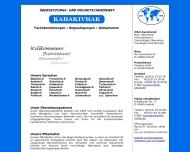 Bild Übersetzungsdienst Karakivrak - Fachübersetzungen, vereidigter ...