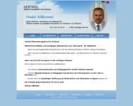 Bild Webseite Sertkol Züheyr München