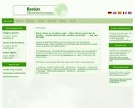 Bild Webseite Bastian Wolfgang Köln