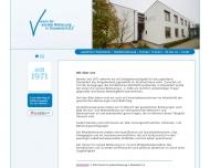 Bild Webseite Verein für soziale Betreuung in Düsseldorf Düsseldorf