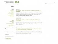 Bild Webseite Bund Deutscher Architekten BDA, Kreisgruppe Düsseldorf Düsseldorf