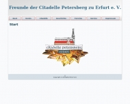 Bild Freunde der Citadelle Petersberg zu Erfurt e.V.
