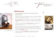 Robert-Schumann-Gesellschaft e. V. D?sseldorf Willkommen