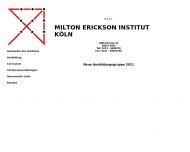 Bild Milton Erickson Institut Köln e.V.