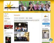 Website Kölner Selbsthilfe