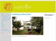 Bild Webseite Mimis Pänz Köln