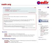 nadir.org - nadir.org