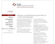 Bild ISB - Ambulante Dienste gemeinnützige GmbH