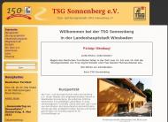 Bild Turn-u. Sportgemeinde 1861 Sonnenberg e.V. Sporthalle