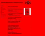 Bild Webseite Aktionsgruppe Indianer & Menschenrechte e. V. München