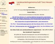 Bild Landesarbeitsgemeinschaft Tanz Hessen e.V.