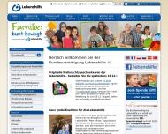 Bild Bundesvereinigung Lebenshilfe für Menschen mit geistiger Behinderung