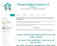Bild Frauenhaus - Frauen helfen Frauen e.V. Beratungsstelle