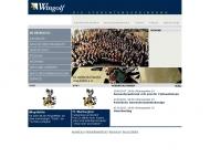 Bild Webseite Wingolf - Verein Studenten-Wohnheim Wingolf zu Köln Köln