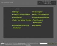 Bild Webseite Landesarbeitsgemeinschaft der kath. Krankenhäuser in NRW (LAGK) Düsseldorf