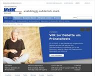 Bild Webseite  Günzburg